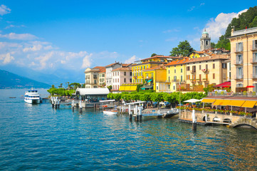 Bellagio in Lombardy, Italy