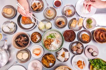 Dim Sum - Yum Cha