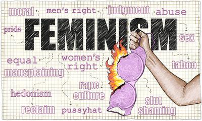 Symbol of Feminism