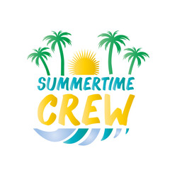 Summertime Crew