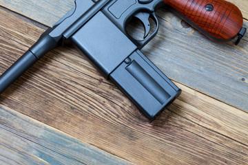 mauser pistol gun