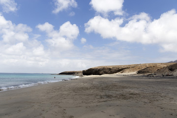 Juan Gomez beach Fuerteventura