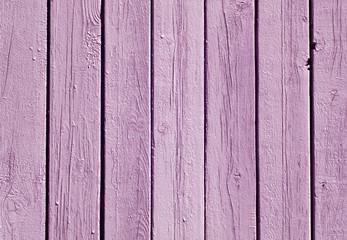 Purple color wooden fence pattern.