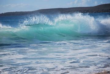 hawaiianische Welle 8