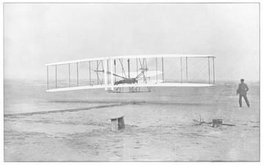 Wright 1903 Photo. Date: 1447