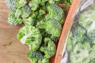 frozen broccoli vegetables