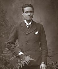 Photo - Short S-B Jacket. Date: 1890s