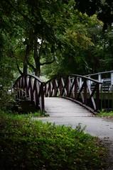 Lonely romantic bridge / samotny romantyczny most
