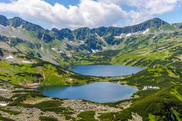 Fototapeta Tatry, Dolina Pięciu Stawów Polskich, Pejzaż górski obraz