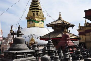 Templo en Katmandú