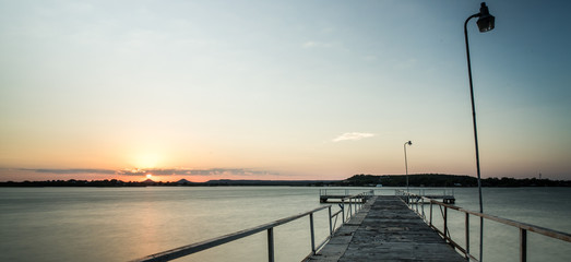 Texas Pier Boat Dock Lake Nasworthy