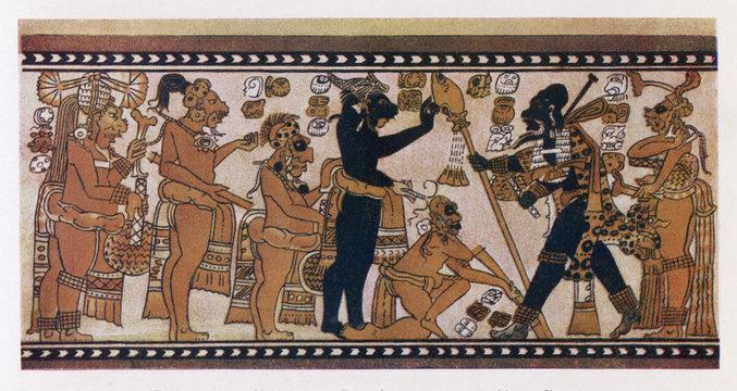 Mayan Deities