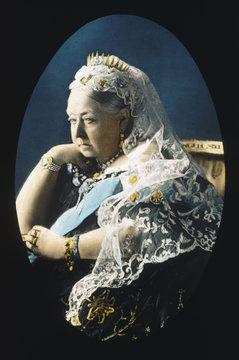 Queen Victoria. Date: 1819 - 1901