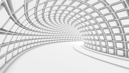 Fototapeta Abstract Tunnel 3d Background obraz