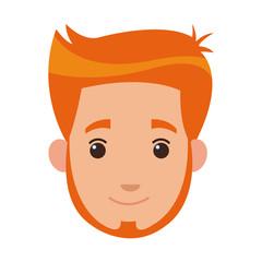 profile man avatar male portrait image