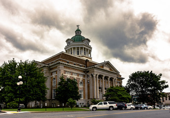 Giles County TN Courthouse