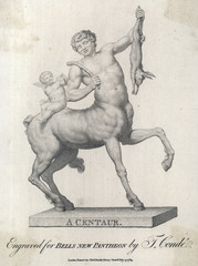 Centaur and Rabbit