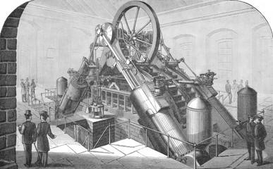 Industry - Machines - Steam. Date: 1880