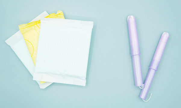 Sanitary Pads And Tampons