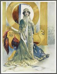 Carolina Otero - Players. Date: 1868 - 1965