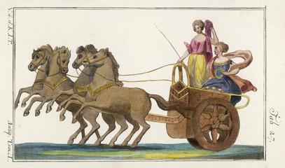 Greek Chariot