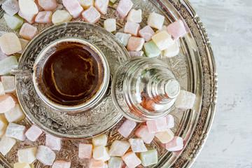 Bir Fincan Kahve Türk Kahvesi