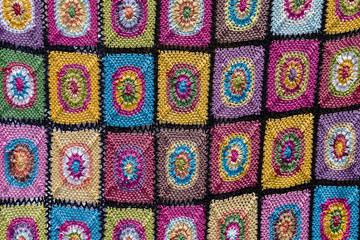 Blanket of manual work. Island Bali, Ubud, Indonesia