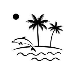 Delfin paradies