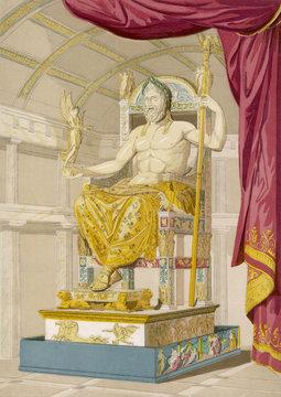 Myth - Classical Myth - Zeus. Date: circa 440 BC