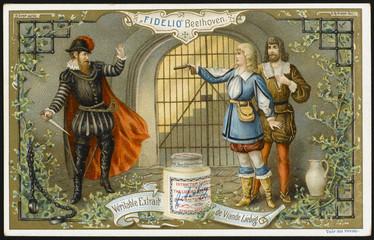 Fidelio - Liebig. Date: 1805