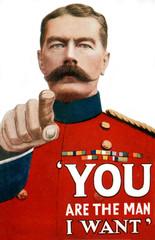 Ww1 Kitchener Recruiting. Date: 1915
