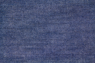 Blue denim jeans texture background,close up,select focus with shallow depth of field