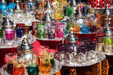 Marokko - Marrakesch - Altstadtsouk