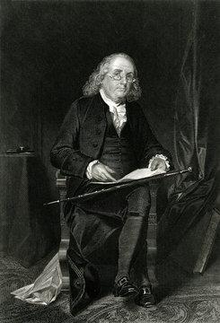 Franklin - Chappel. Date: 1706 - 1790
