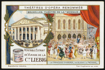 Blockx  Opera. Date: early 20th century