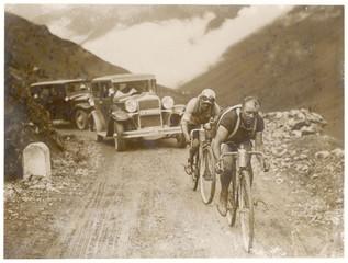 Tour De France Photo. Date: circa 1930