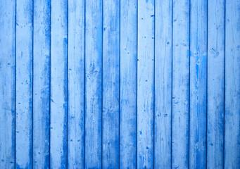Vintage Holz Hintergrund in Blau, Textur, Textfreiraum