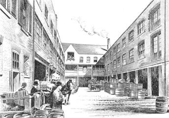 Browar Whitbread. Data: 1889 - 162442284