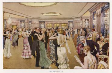 Zatańcz w Dorchester. Data: 1931 r - 162447245