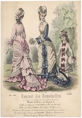Women - Girl 1876. Date: 1876
