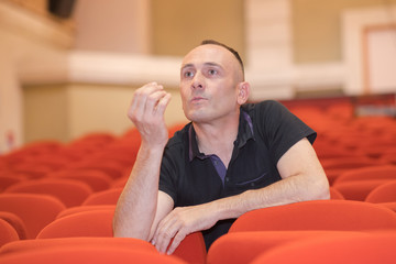 theatre director ready to direct