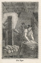Industry - Dying 1827. Date: 1827