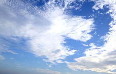 青空と雲|沖縄の空