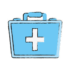 first aid kit icon image