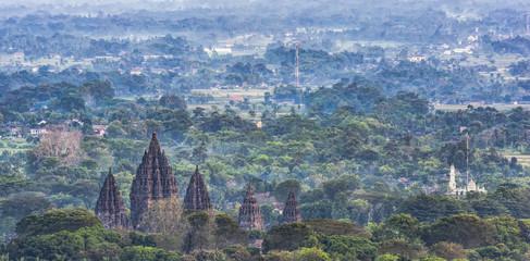 Prambanan Temple Area