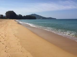 Sandstrand in Thailand Phuket