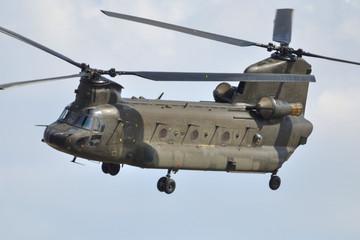 CH-47 Chinook helicóptero de transporte