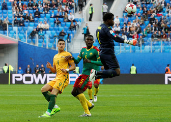 Cameroon v Australia - FIFA Confederations Cup Russia 2017 - Group B