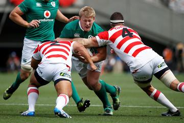 Rugby Union - Japan v Ireland