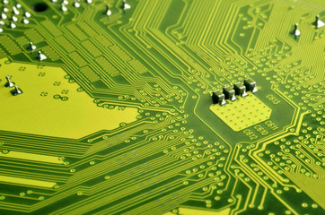 Macro of circuit board